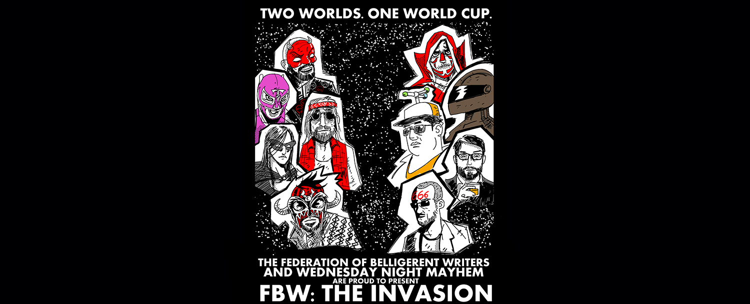 FBW presents: The Invasion