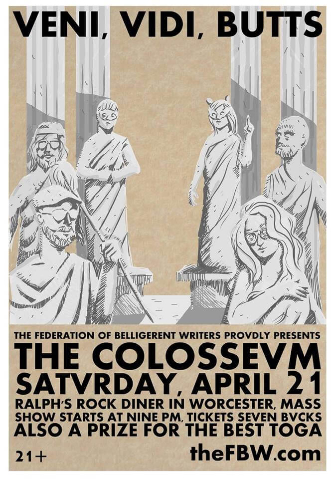 FBW Presents: The Colosseum
